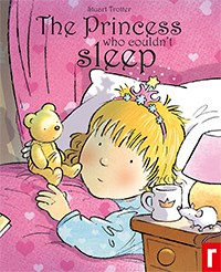 The Princess Who Couldn't Sleep