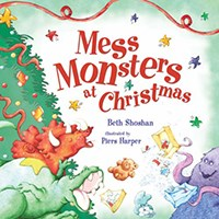 Mess Monsters at Christmas