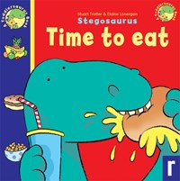 Stegosaurus Time to Eat