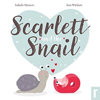 Scarlett and the snail