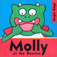 Molly at the Dentist