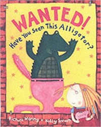 Wanted! Have you seen this Alligator